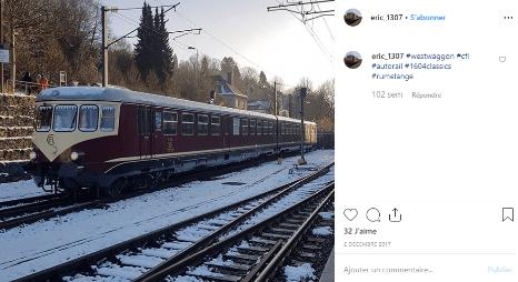 Train de Rumelange