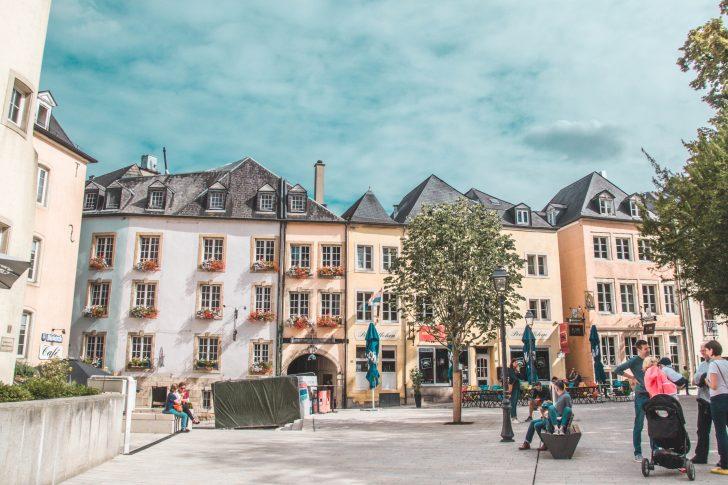 bien à vendre Luxembourg ville