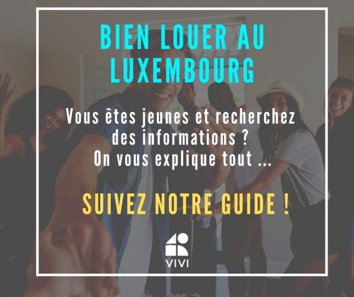 louer Luxembourg