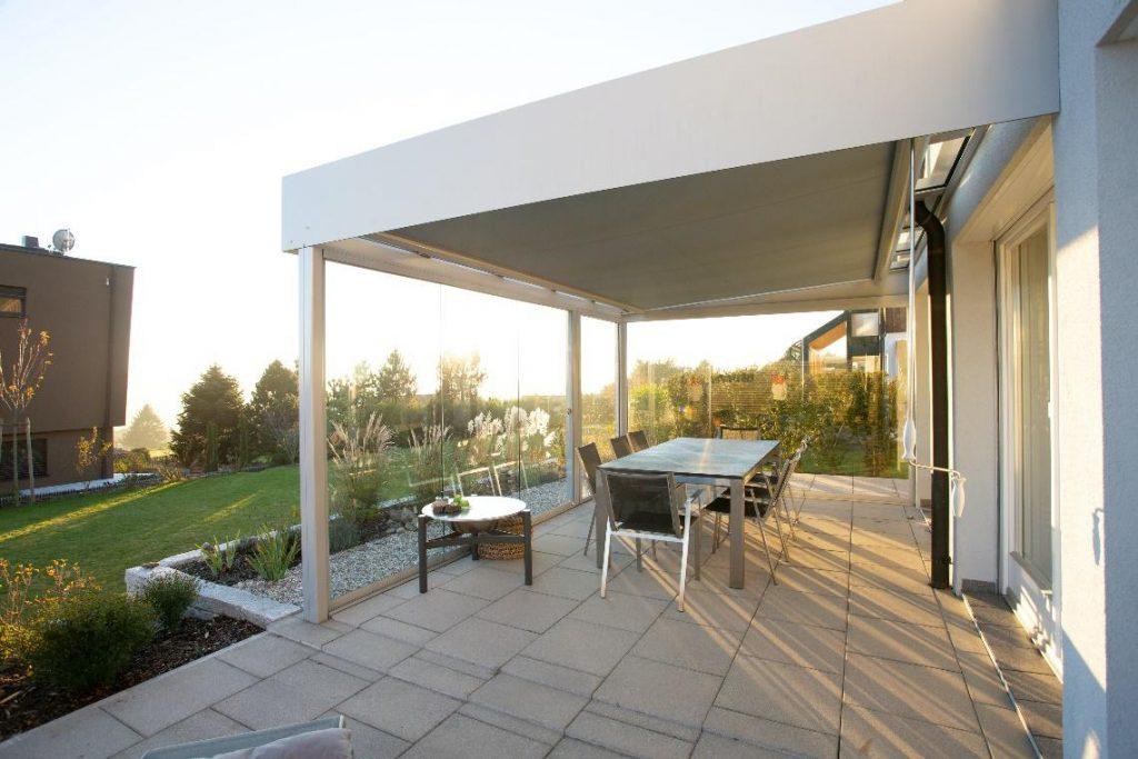avoir une terrasse pour l'été